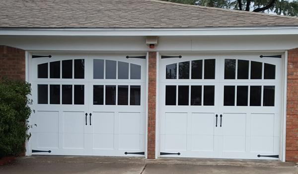 Garage door complete reapair
