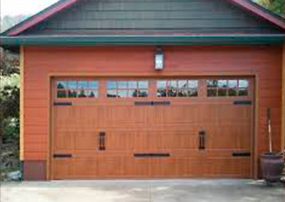 Albuquerque Double Wide Garage Door Install