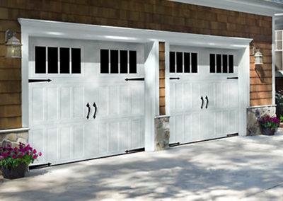 Standard Garage Door Install